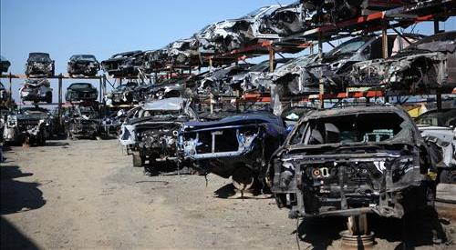 We Buy Salvage Cars Houston