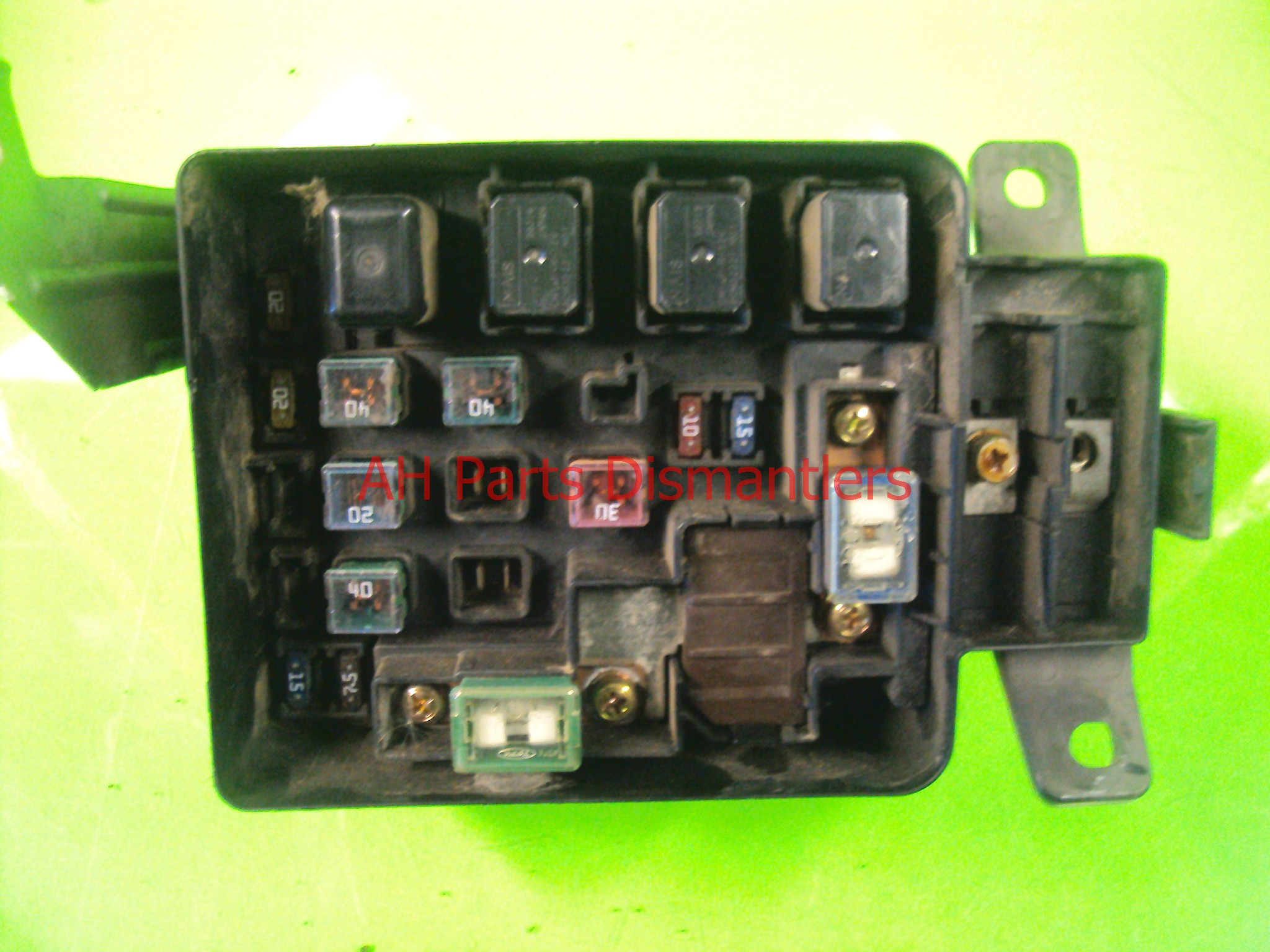 1999 Honda Cr V Fuse Box Great Design Of Wiring Diagram 2001 For A Free Engine Image 1998 1994