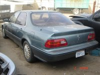 1993 Acura Legend Replacement Parts