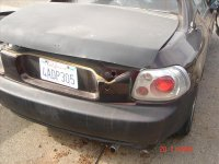1995 Honda Del Sol Replacement Parts