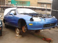 1993 Honda Del Sol Replacement Parts
