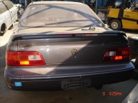 1992 Acura Legend Replacement Parts