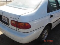 1993 Honda Civic Replacement Parts
