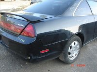 1998 Honda Accord Replacement Parts