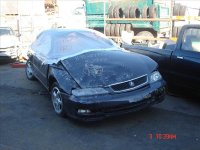 1997 Acura CL Axle stub Rear driver SPINDLE Replacement