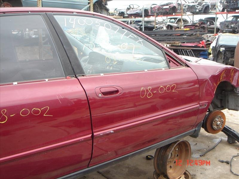 Buy 20 1996 honda accord window 4dr rear passenger pwr for 1996 honda accord window regulator