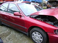 1995 Honda Accord Replacement Parts