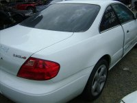 2001 Acura CL Replacement Parts