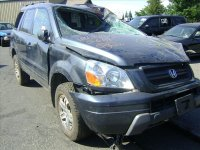 2004 Honda Pilot Rear passenger LOWER CONTROL ARM Replacement