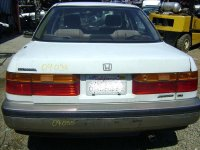 1990 Honda Accord Replacement Parts