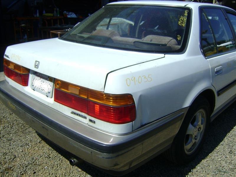 Honda Accord Car Battery Warranty