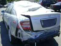 2008 Acura TL Replacement Parts