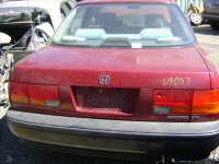 1993 Honda Accord Replacement Parts