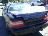 1992 Acura Vigor Replacement Parts