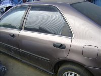 1992 Honda Civic Replacement Parts