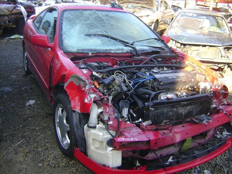 Acura Integra Front Driver Abs Sensor Sr - 1996 acura integra parts