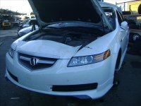 2006 Acura TL AT THROTTLE BODY CABLE Replacement