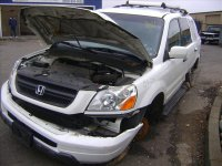2003 Honda Pilot Rear passenger AXLE Replacement