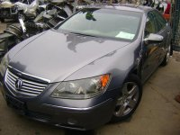 2005 Acura RL Driver MUFFLER Replacement