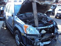 2003 Honda CR V Front driver FRAME RAIL with Apron Replacement