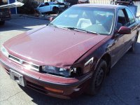 1992 Honda Accord Replacement Parts