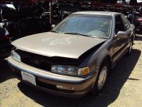 1991 Honda Accord Front 2DR Passenger DOOR GLASS WINDOW Replacement