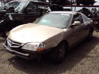 2001 Acura CL MUFFLER Driver OEM Replacement