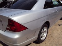 2002 Honda Civic Replacement Parts