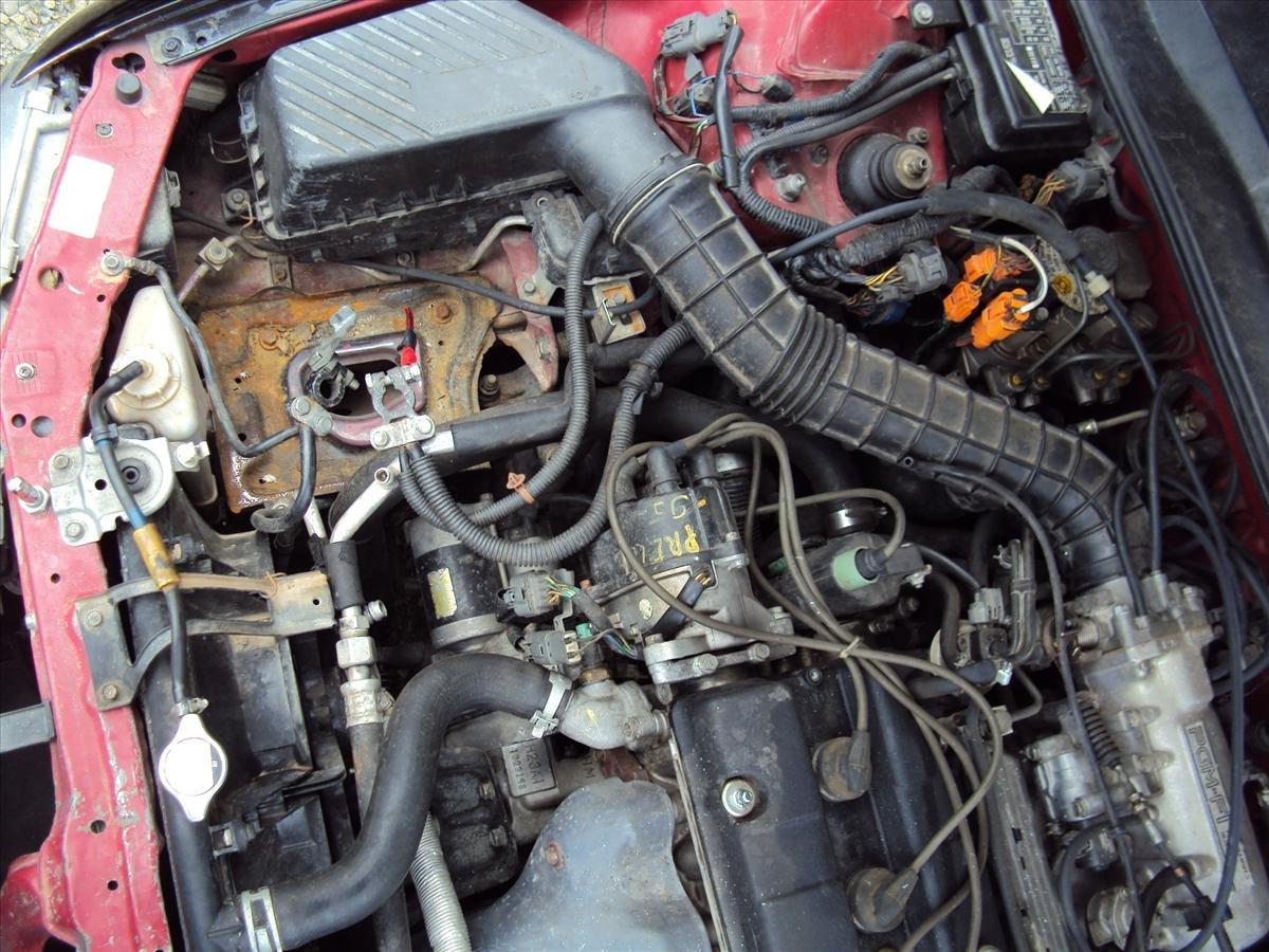 1993 Honda Prelude Engine Motor Passenger Tran Mount 50806 Ss0 000 1999 Replacement Parts