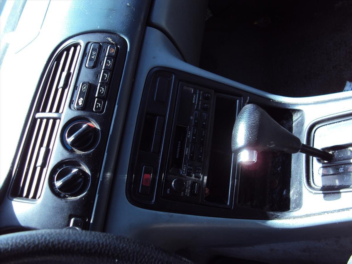 Honda Accord Under Dash Fuse Box