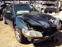 1999 Honda Accord REAR REINFORCEMENT BAR BUMPER BEAM Replacement