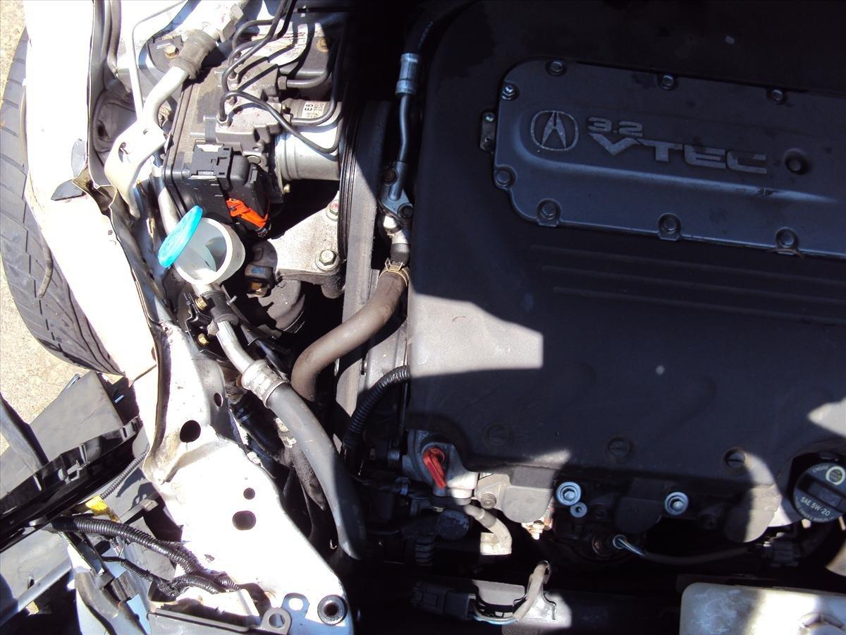 Acura TL Oxygen Sensor Fr Secondary Oxy RCAA - Acura tl 2005 parts