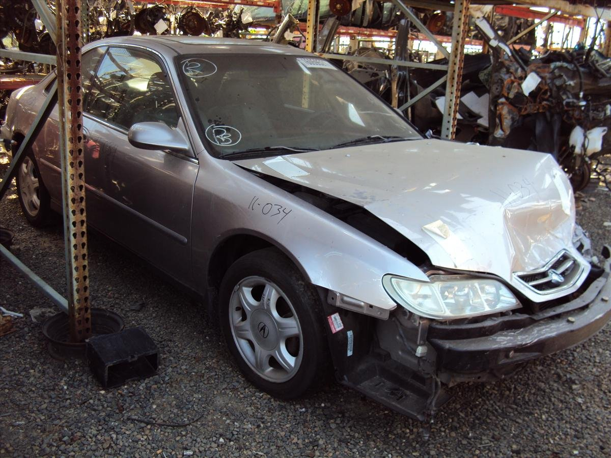 Acura CL Trunk Shock - Acura cl 1997 parts