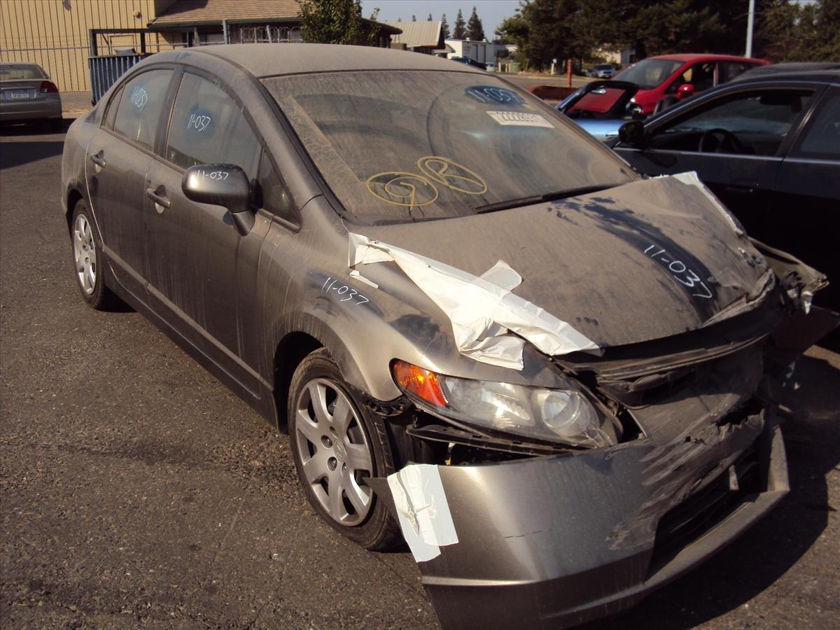 2006 Honda Civic Replacement Parts ...