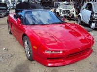 1993 Acura NSX REAR BULKHEAD PANE W SPEAKER Replacement