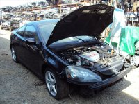 2006 Acura RSX Rear driver TRUNK SHOCK Replacement