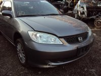 2005 Honda Civic Axle stub Rear passenger SPINDLE Replacement