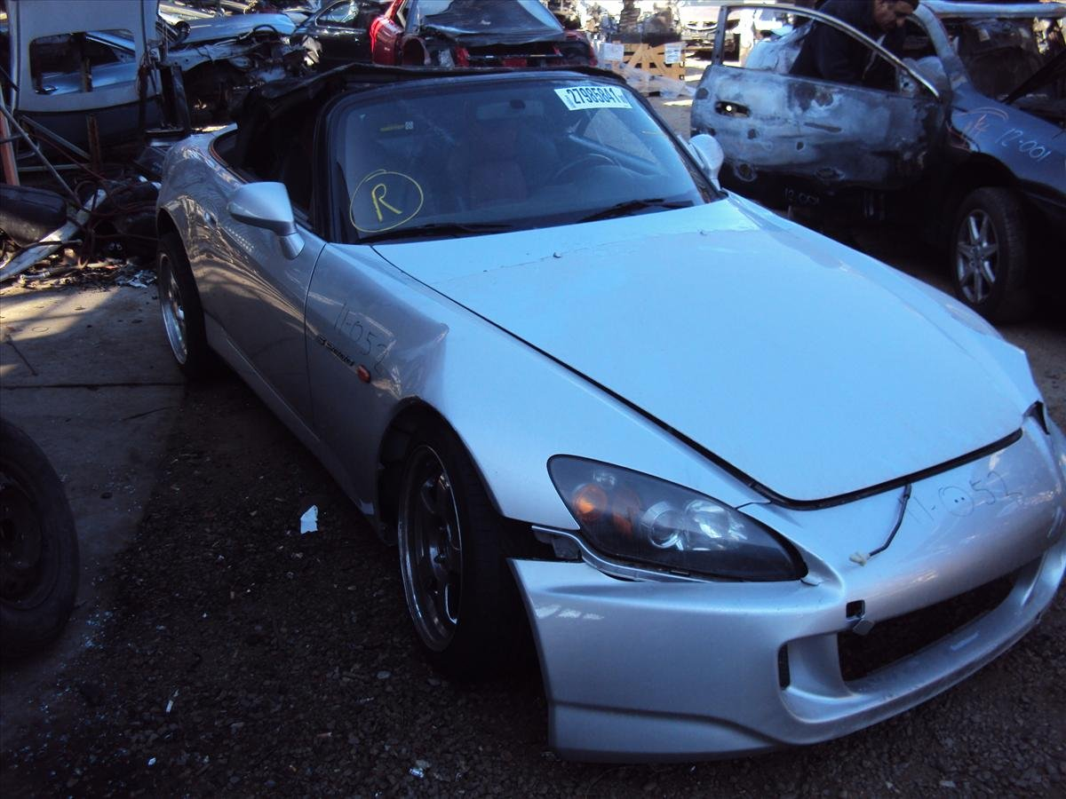 2005 Honda S2000 Replacement Parts ...