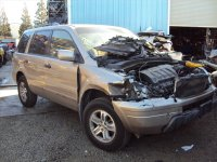 2005 Honda Pilot Rear passenger AXLE Replacement