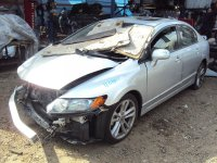 2007 Honda Civic 4DR Front passenger SI SEAT BLACK W O AIRBAG Replacement