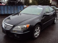 2006 Acura RL Driver HOOD STRUT Replacement