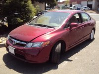 2006 Honda Civic Front passenger SPEAKER Replacement