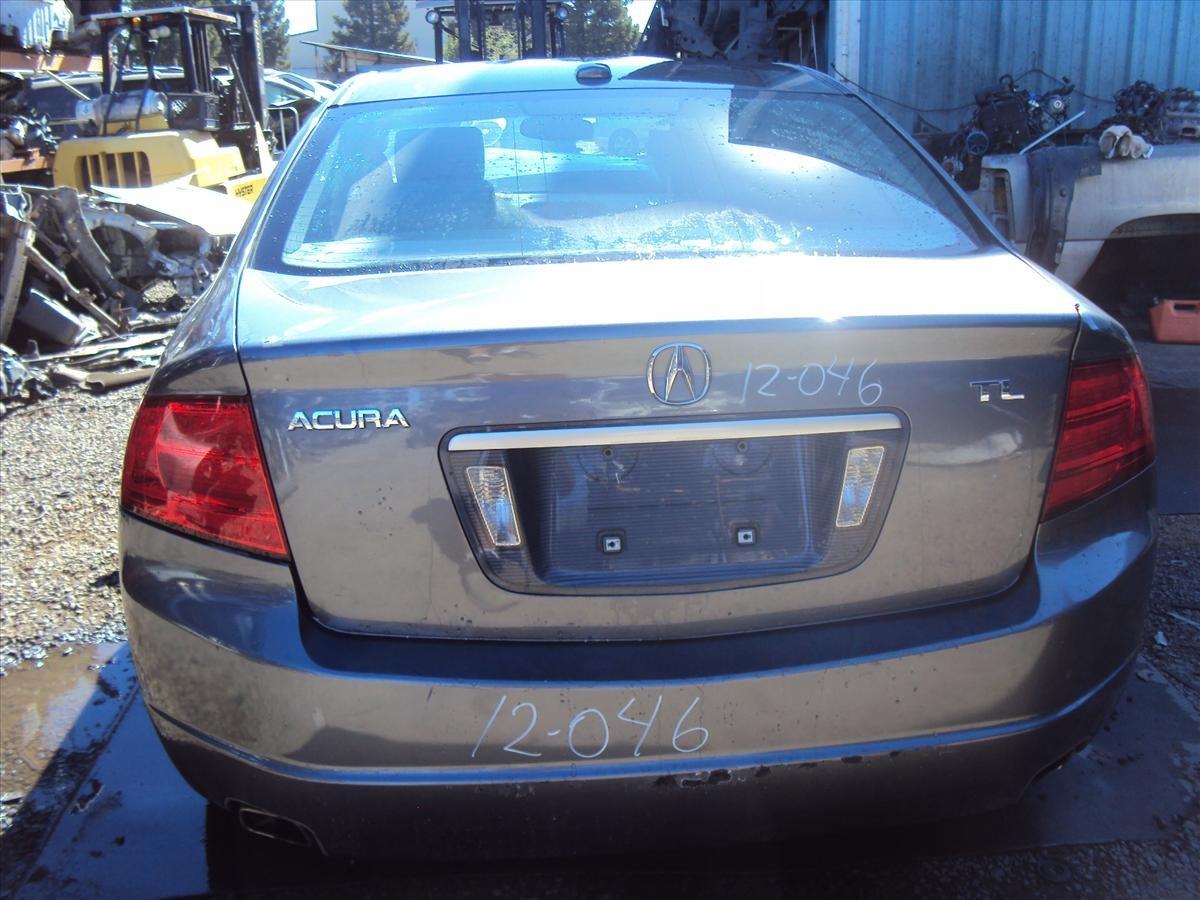 Acura TL Rear Driver Tail Light Lamp - Acura tl 2005 parts