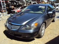 2005 Acura RL Rear driver STRUT N SPRING Replacement