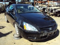 2004 Honda Accord Axle stub Rear driver SPINDLE Replacement