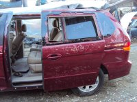2004 Honda Odyssey Replacement Parts