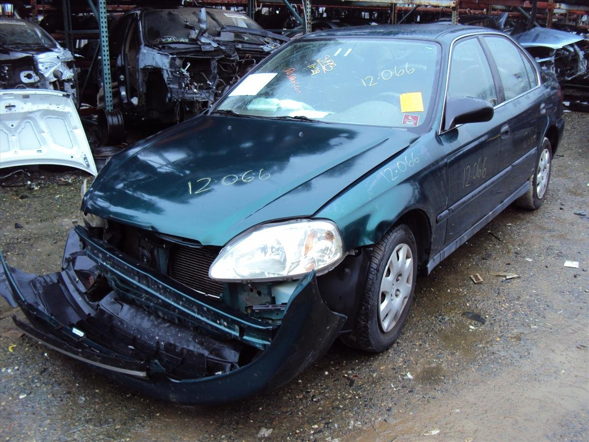 1999 Honda Civic Replacement Parts ...