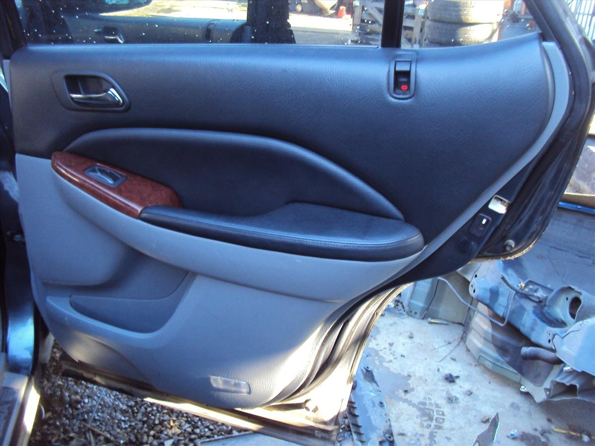 Buy 29 2004 Acura Mdx Compartment Glove Box Grey Few