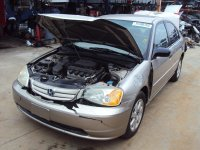 2001 Honda Civic MUFFLER Replacement