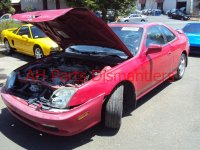2000 Honda Prelude Rear Windshield BACK GLASS Replacement